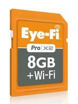 Eye-Fi WiFi 8 Go