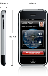 iPhone Apple dim