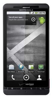 Motorola Droid X 01