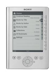 Sony Reader PRS-300 Pocket Edition