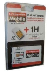 Telegramme Mobile prepaye