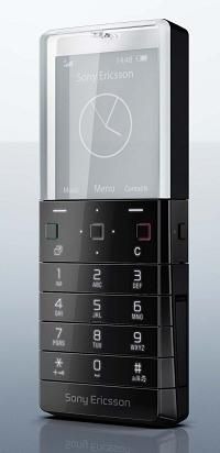 Sony Ericsson Xperia Pureness 01
