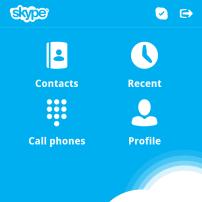 Skype BlackBerry Q10