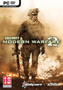 Modern Warfare 2 - Jaquette