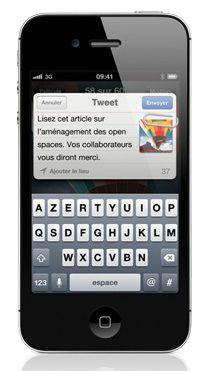 Twitter iOS 5