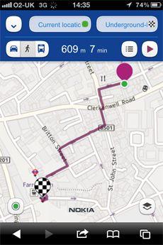 Nokia Maps Android iOS 01