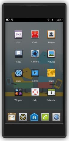 MeeGo interface 04