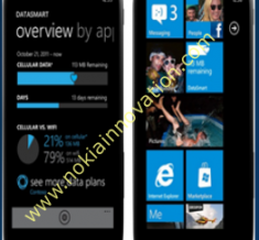 Windows Phone 8 data plan