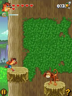 Crash Bandicot ile mutante 04