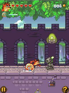 Crash Bandicot ile mutante 01