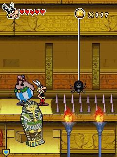 Asterix cleopatre gameloft 04