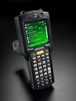 Motorola MC3190 Gun