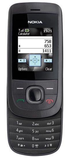 Nokia 2220 Slide gris