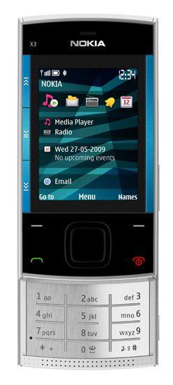 Nokia X3 01