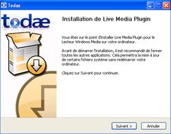 Live Media Plugin 1
