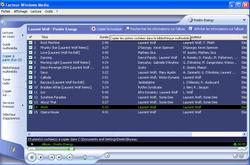 CD WMA WMP 4