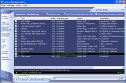 CD WMA WMP 5