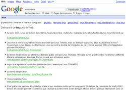 Google Dico 1