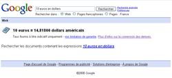 Google Devises 1