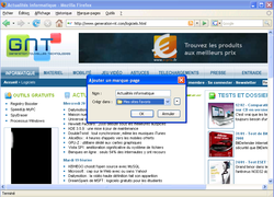 Firefox Favoris 5