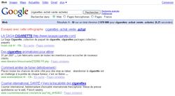 Affiner Recherche Google 2