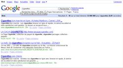Affiner Recherche Google 1