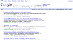Google sites similaires 4