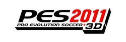 PES 2011 3DS - logo