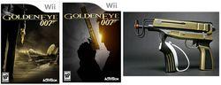 GoldenEye Remake - Jaquette