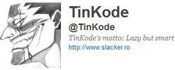 TinKode-Twitter