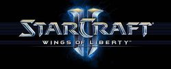 StarCraft 2 : Wings of Liberty - logo