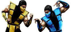 Mortal Kombat - Scorpion Sub-Zero