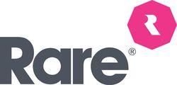 Rare - nouveau logo Rose