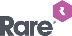 Rare - nouveau logo Violet