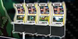 Dragon Ball Zenkai Battle Royale - arcade