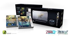 Zelda 3DS - édition collector fake