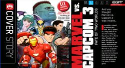 EGMI - Marvel Vs. Capcom 3 Wii