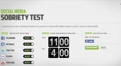 Social Media Sobriety Test 3