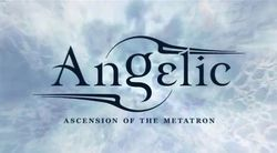 Angelic Ascension of the Metatron - prototype d'El Shaddai (1)