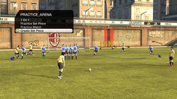 FIFA 10 - Mode Entreinament