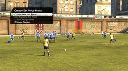 FIFA 10 - Mode Entreinament (2)