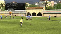 FIFA 10 - Mode Entreinament (4)