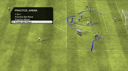 FIFA 10 - Mode Entranement