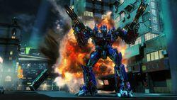 Transformers La Revanche