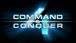 Command & Conquer 4 - Logo