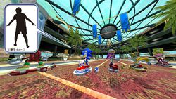 Sonic Free Riders - Kinect (1)