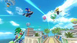 Sonic Free Riders - Kinect (4)