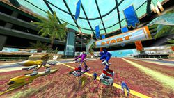 Sonic Free Riders - Kinect (7)