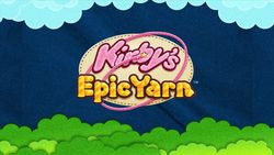 Kirby's Epic Yarn (2)