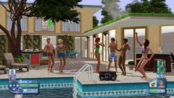 Les Sims 3 Xbox 360 (2)